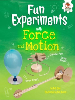 cover image of Fun Experiments with Forces and Motion