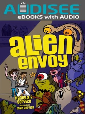 cover image of Alien Envoy