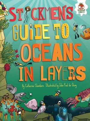 cover image of Stickmen's Guide to Oceans in Layers