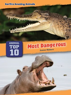cover image of Most Dangerous