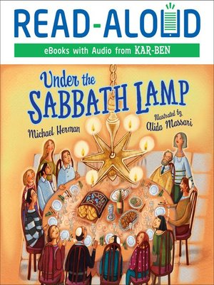 cover image of Under the Sabbath Lamp