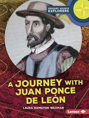 cover image of A Journey with Juan Ponce de León
