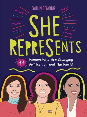 cover image of She Represents