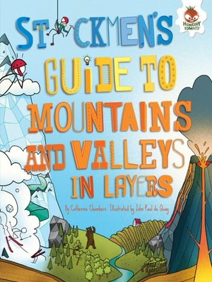cover image of Stickmen's Guide to Mountains and Valleys in Layers