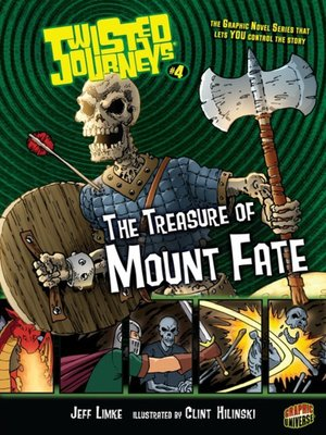 cover image of #04 The Treasure of Mount Fate
