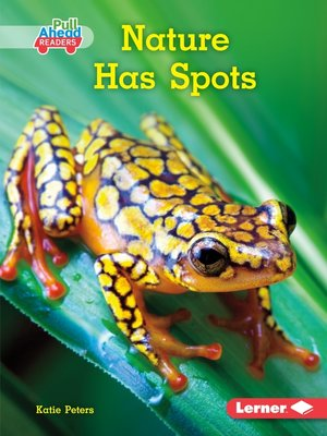 cover image of Nature Has Spots