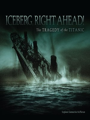 cover image of Iceberg, Right Ahead!