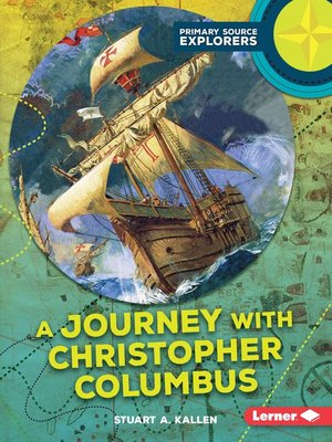 cover image of A Journey with Christopher Columbus