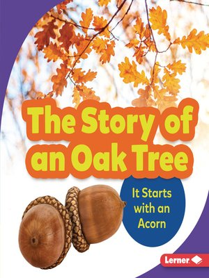 cover image of The Story of an Oak Tree