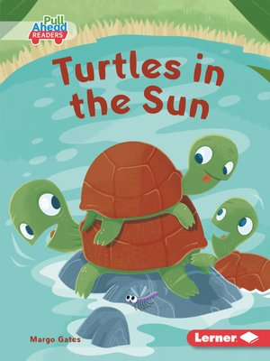 cover image of Turtles in the Sun
