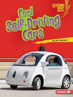 cover image of Cool Self-Driving Cars