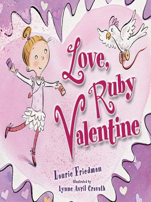 cover image of Love, Ruby Valentine