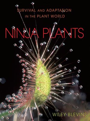 cover image of Ninja Plants