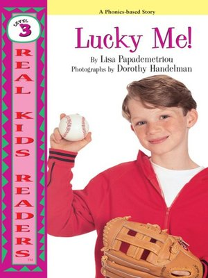 cover image of Lucky Me!