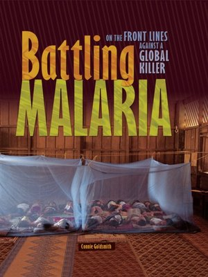 cover image of Battling Malaria