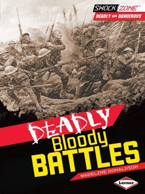 cover image of Deadly Bloody Battles
