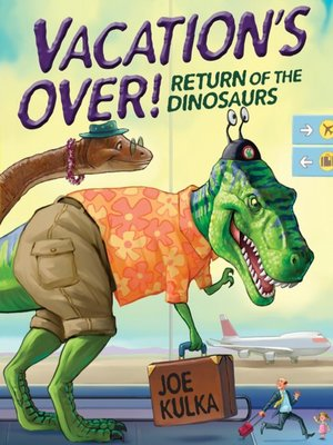 cover image of Vacation's Over!
