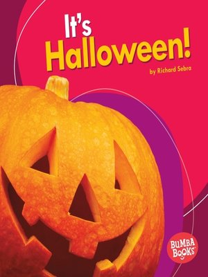 cover image of It's Halloween!