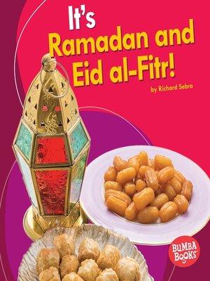 cover image of It's Ramadan and Eid al-Fitr!