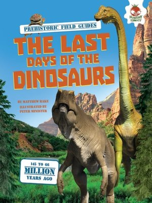 cover image of The Last Days of the Dinosaurs