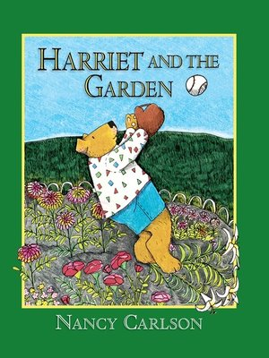 cover image of Harriet and the Garden