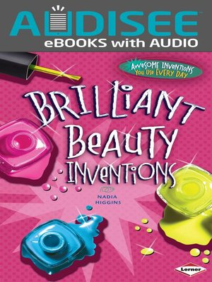 cover image of Brilliant Beauty Inventions
