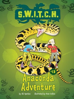 cover image of Anaconda Adventure