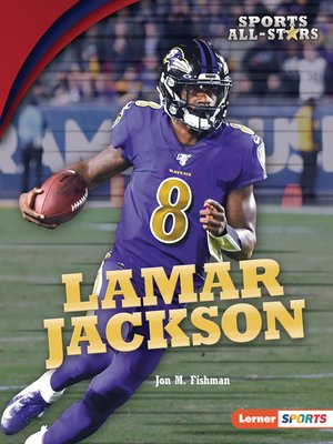 cover image of Lamar Jackson