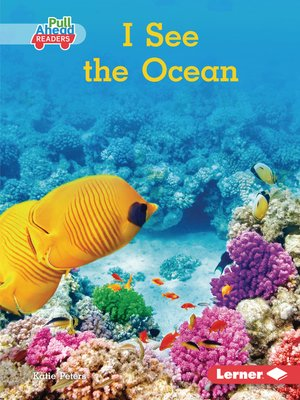 cover image of I See the Ocean