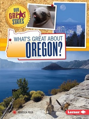 cover image of What's Great about Oregon?