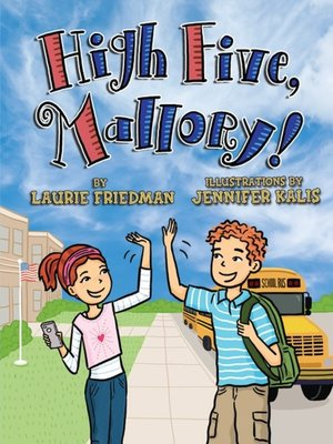 cover image of High Five, Mallory!