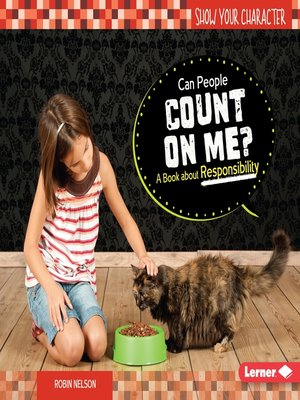 cover image of Can People Count on Me?