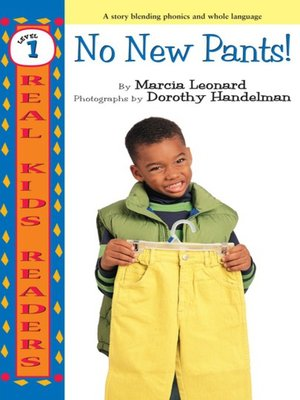 cover image of No New Pants!