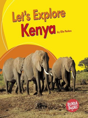 cover image of Let's Explore Kenya