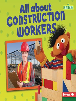 cover image of All about Construction Workers