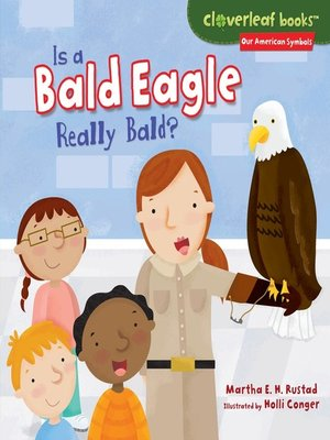 cover image of Is a Bald Eagle Really Bald?