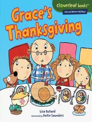 cover image of Grace's Thanksgiving