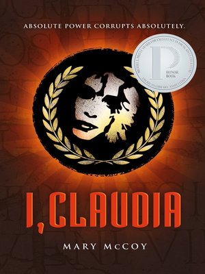 I, Claudia by Mary McCoy · OverDrive (Rakuten OverDrive