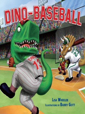 cover image of Dino-Baseball
