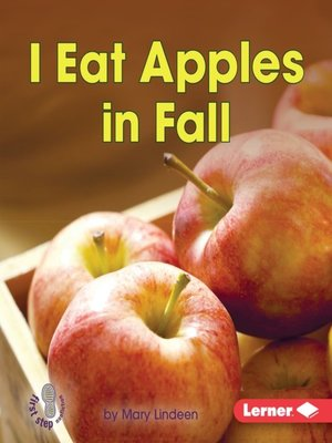 cover image of I Eat Apples in Fall