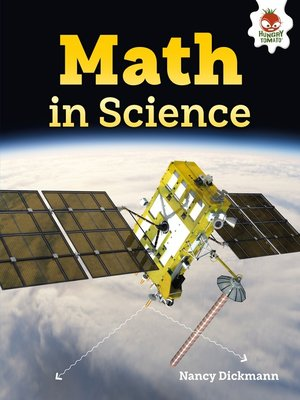 cover image of Math in Science