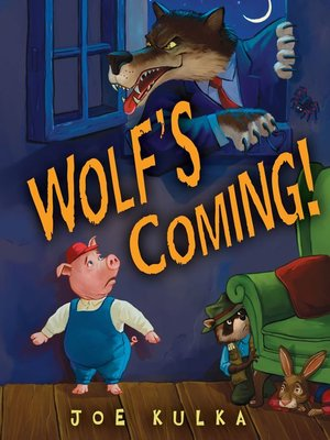 cover image of Wolf's Coming!
