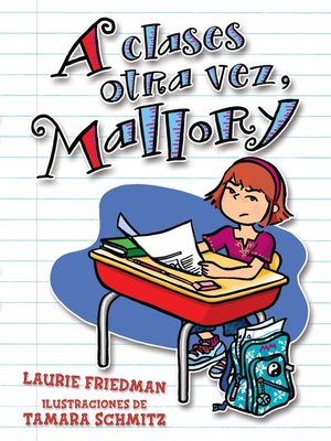 cover image of A clases otra vez, Mallory (Back to School, Mallory)