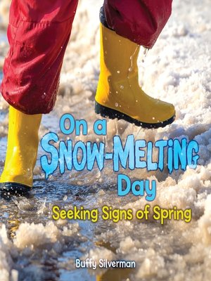 cover image of On a Snow-Melting Day