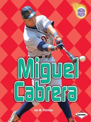 cover image of Miguel Cabrera
