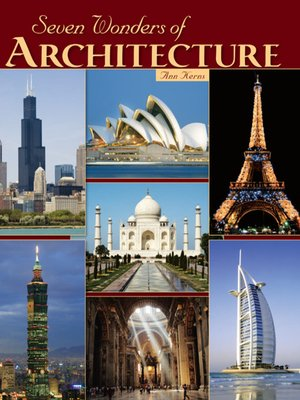 cover image of Seven Wonders of Architecture