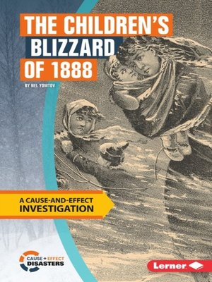 cover image of The Children's Blizzard of 1888