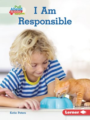 cover image of I Am Responsible
