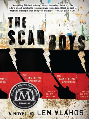 cover image of The Scar Boys