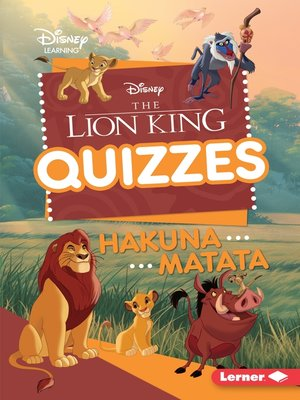 cover image of The Lion King Quizzes